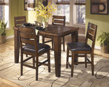 Larchmont Counter Height Dining Value Set (5 pieces)