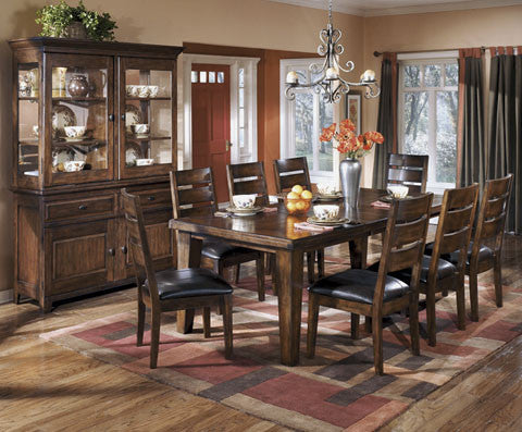 Larchmont Rectangular Dining Room Extendable Table