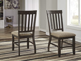Dresbar Dining Upholstered Side Chair (Set of 2)