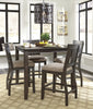 Dresbar Square Dining Room Counter Height Table