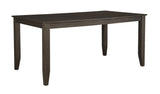 Dresbar Rectangular Dining Room Table