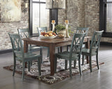 Mestler Rectangular Dining Value Sets (7 pieces)