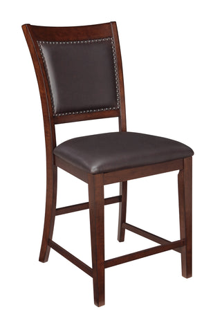 Collenburg Upholstered Barstools (Set of 2)