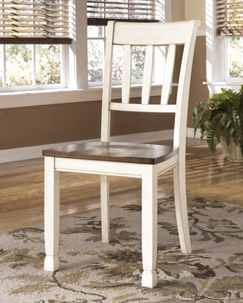 Whitesburg Dining Room Small Side Chair (Set of 2)
