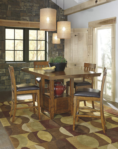 Ralene Counter Height Dining Value Set (5 pieces)