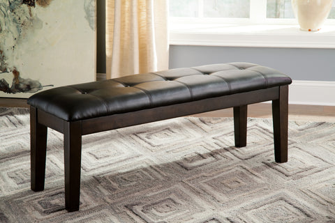 Haddigan Large Upholstered Dining Room Bench