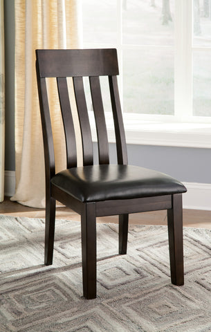 Haddigan Dining Upholstered Side Chair (Set of 2)
