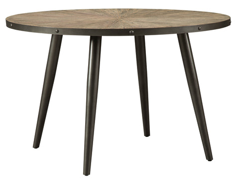 Coverty Round Dining Room Table