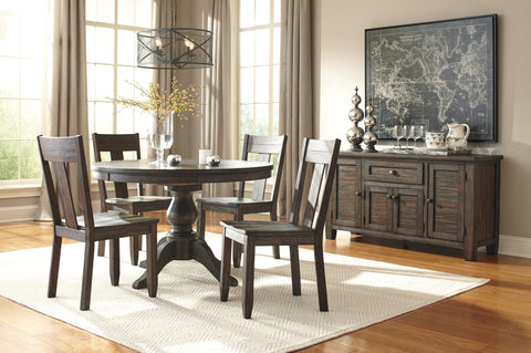 Trudell Round Dining Value Set (5 pieces)