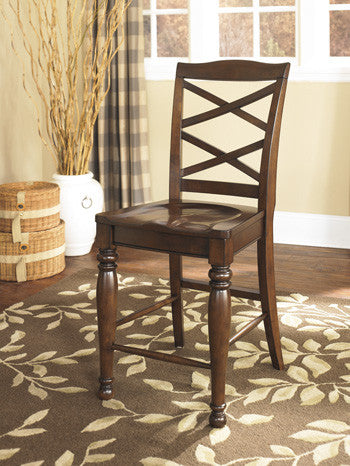 Porter Counter Height Stools (Set of 2)