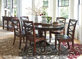 Porter Oval Dining Value Set (7 pieces)