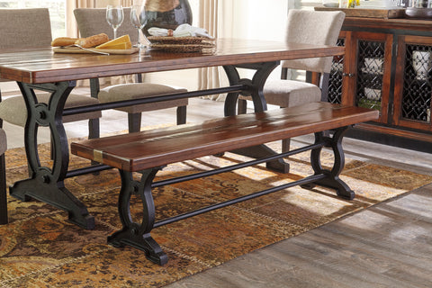 Zurani Large Dining Room Bench