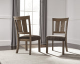 Tamilo Dining Upholstered Side Chair (Set of 2)