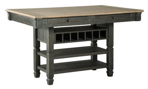 Tyler Creek Rectangular Dining Room Counter Height Table