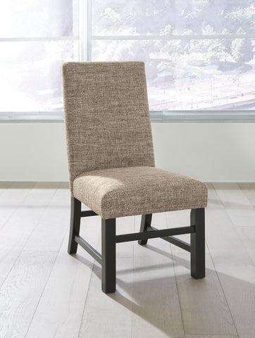 Sommerford Dining Upholstered Side Chair (Set of 2)