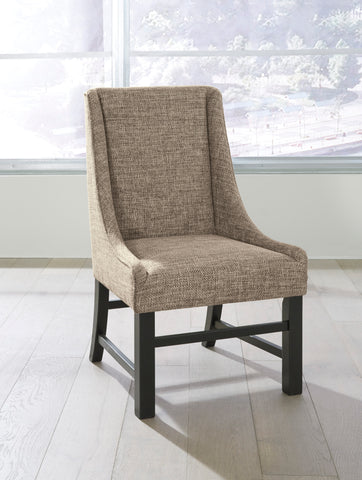 Sommerford Dining Upholstered Arm Chair (Set of 2)
