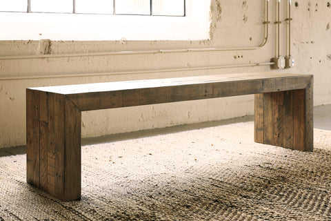 Sommerford Large Dining Room Bench