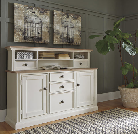 Sarvanny Home Office Large Credenza