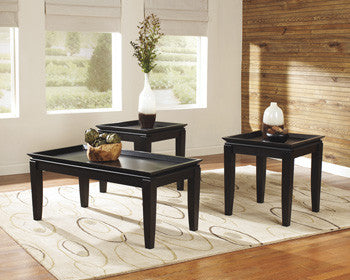 Delormy Accent Tables Set (3 pieces)