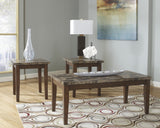 Theo Accent Tables Set (3 pieces)
