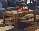 Toscana Rectangular Coffee Table