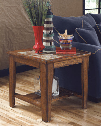 Toscana Square End Table