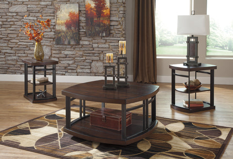 Challiman Accent Tables Set (3 pieces)