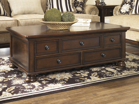 Porter Rectangular Coffee Table