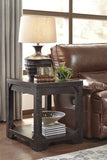 Rogness Rectangular End Table