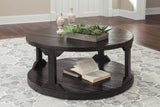 Rogness Round Coffee Table