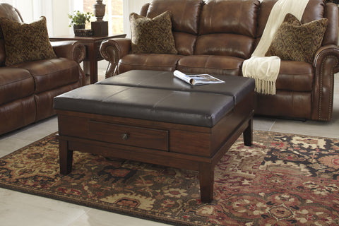 Gately Lift Top Ottoman Coffee Table