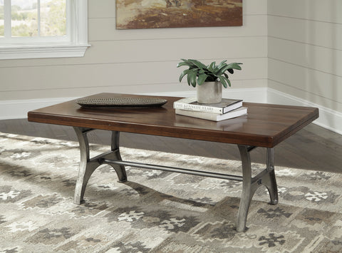 Dresbane Rectangular Coffee Table
