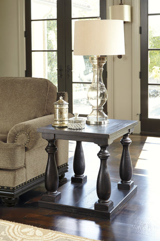 Mallacar Rectangular End Table