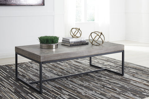 Brazin Rectangular Coffee Table