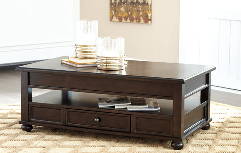 Barilanni Lift Top Coffee Table
