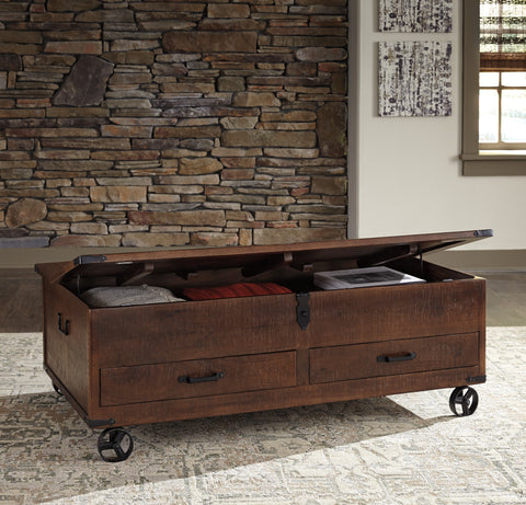 Norlandon Coffee Table with Storage