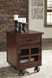 Norlandon Square End Table