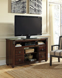 Gabriela TV Console w/Fireplace Option