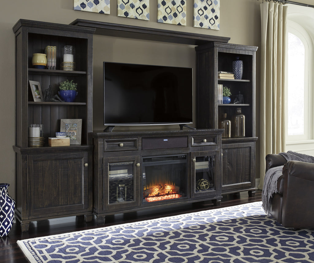 Townser Media Entertainment Center w/Fireplace Option – Central ...