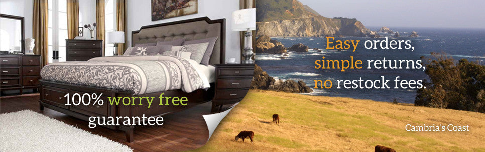 furniture store san luis obispo  100  worry free guarantee  easy orders simple returns no restock fees  central coast furniture connection   furniture san luis obispo county  rh   centralcoastfurnitureconnection