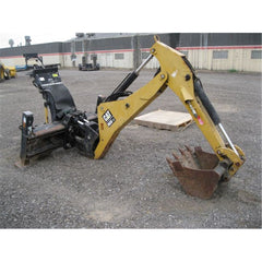Cat Backhoe BH30w Attachment