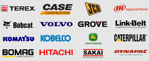 Heavy Equipment Backhoe Brands