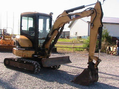 Cat 303C CR Mini Excavator Thumb for sale