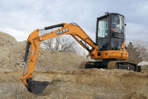 Case CX31 Mini Excavator Specs