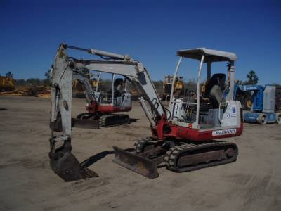 Thumb Attachment for Takeuchi TB125