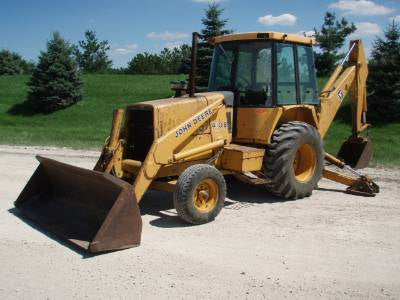 John Deere 410 >> Looking for a Thumb Attachment for your John Deere 410B Loader Backhoe – www.MiniExcavatorThumbs.com