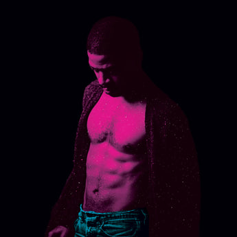 Kid Cudi- Passion Pain & Demon Slayin' Limited Edition Lithograph