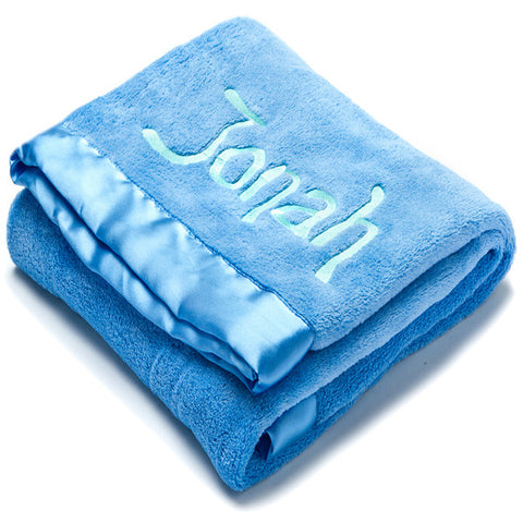 Fleece Plush Baby Blankets
