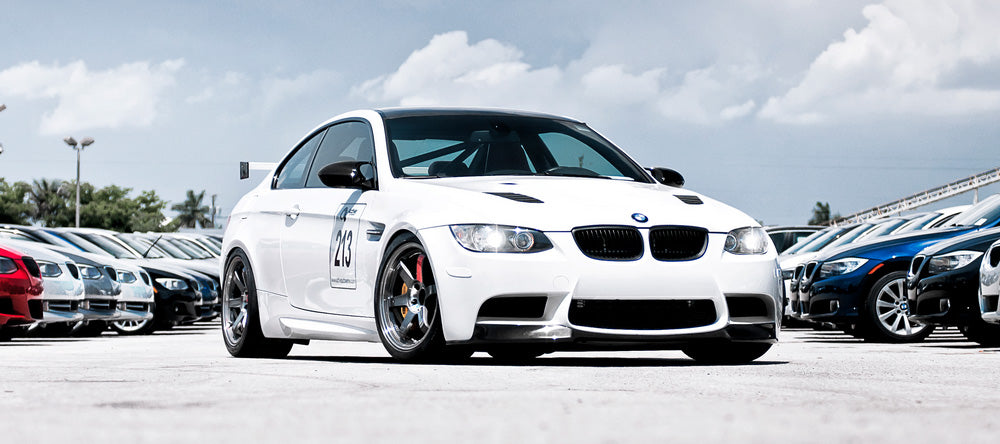 BMW M3 performance upgrades collection list