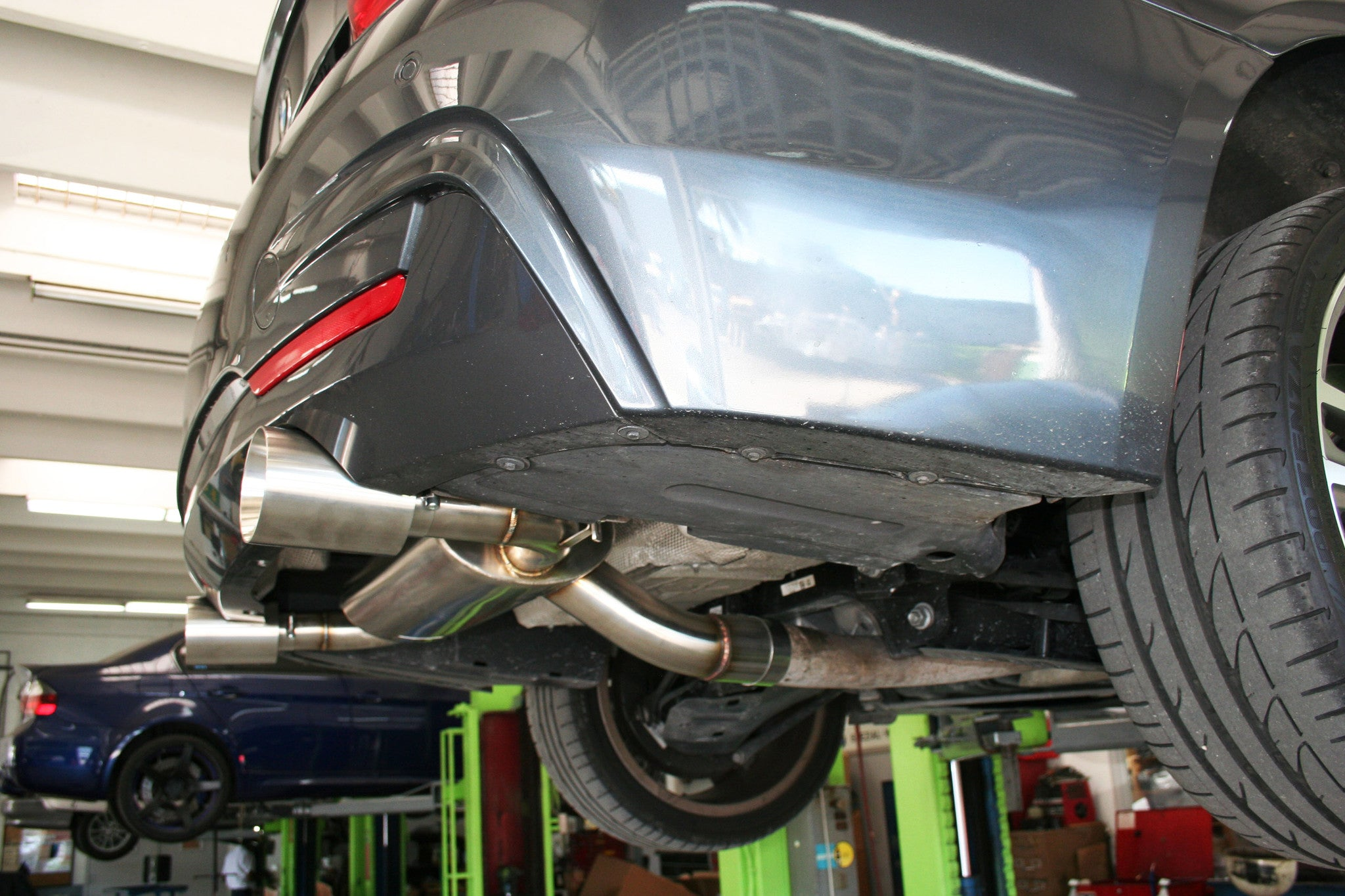 BMW F3X 340i | 440i Performance Rear Exhaust by Active Autowerke